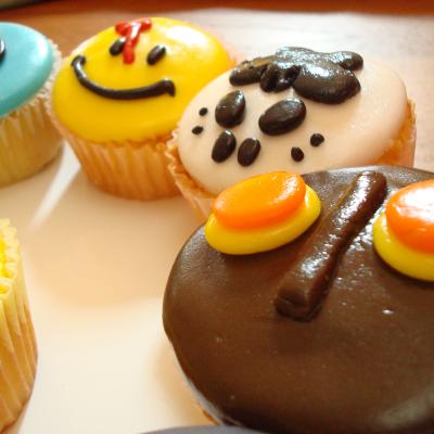 Workshop Cupcakes Kampen
