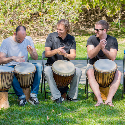 Workshop Djembe Kampen