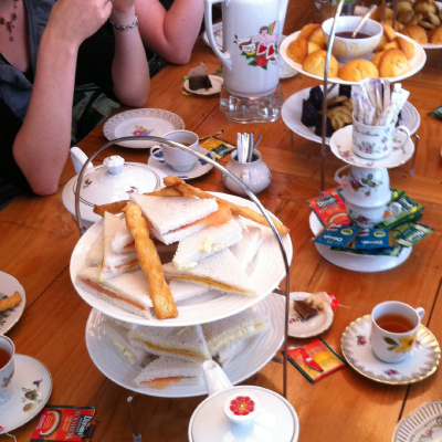 Workshop High Tea Kampen