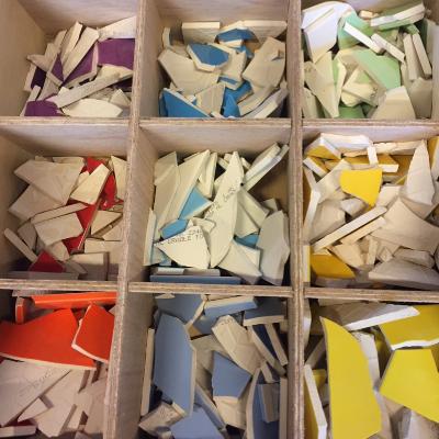Workshop Mozaiek Kampen