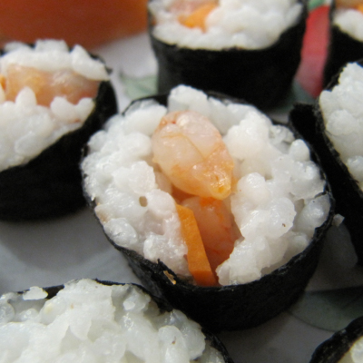 Workshop Sushi Kampen