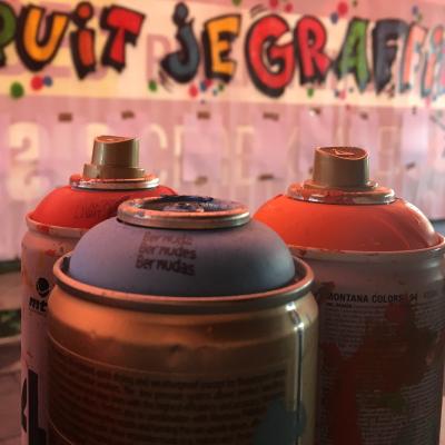 Workshop Graffiti Kampen