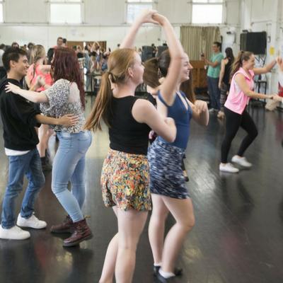 Dansworkshop Kampen