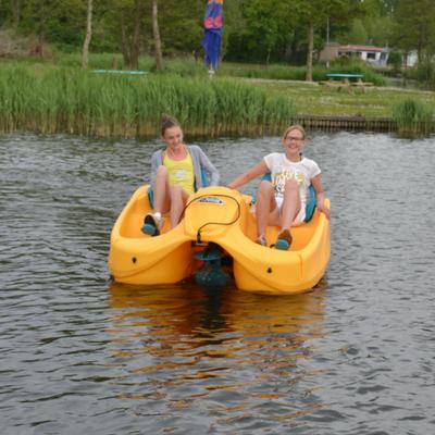 Waterfiets huren Kampen